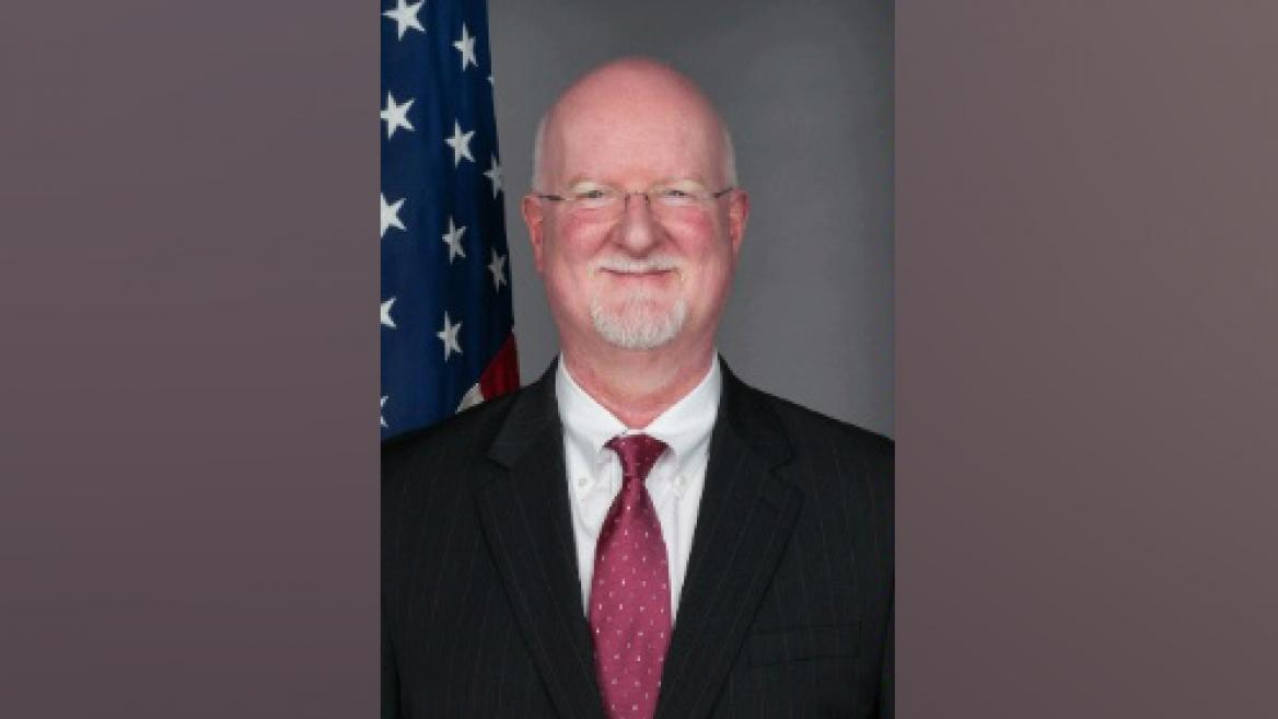 Shaun Casey, U.S. Special Representative for Religion