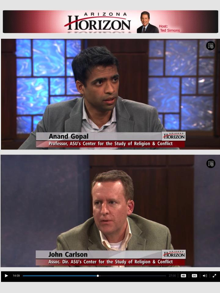 Anand Gopal John Carlson Horizon Interview